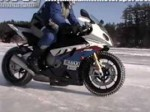 氷上バイク